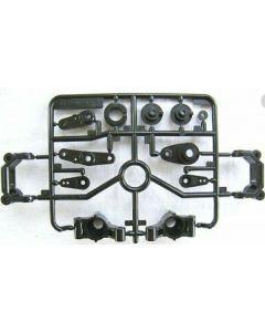 Tamiya 0005377  C Parts - Hub Carrier: Manta Ray / TA01/TA02 /DF01/FF01 58145/144/143/140