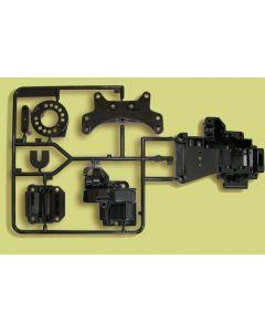 Tamiya 0005575  B Parts (Motor Mount, Bulk Head): 58157/154/ TA01/ TA02