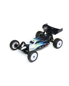 Losi LOS01016T2 Mini-B 1/16 2WD Buggy RTR, Black