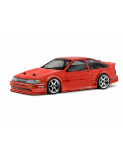 HPI 17214 Toyota LEVIN AE86 CLEAR BODY (190mm) 1/10