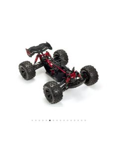 Arrma 106053 Kraton eXtreme Bash 1/8 Monster Truck, Rolling Chassis (No Electronic)