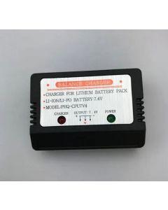 HBX 12904 Li-Ion Charger 12V Input, 7.4V Output
