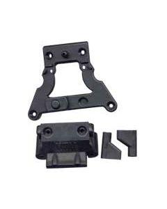 XTM 149133 Front Bulk Head&Brace (XTM .18 ST2WD, X-Cellerator)