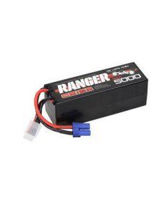 Team Orion 14322 4S 55C RangerHard Case LiPo Battery (14.8V /5000mAh) EC5 Connector