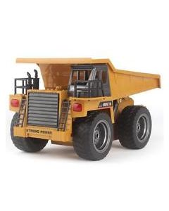 Huina 1540 1/18 RC EP Die-cast Mining Truck 2.4GHz 6-Channel