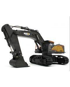 Huina 1592 RC Alloy Excavator 22CH 1/14
