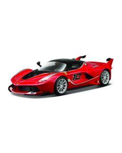 Bburago 16010R  Ferrari Racing FXX - K Red 1/18