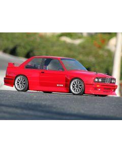 HPI 17540  BMW M3 E30 CLEAR BODY (200mm) 1/10