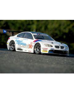 HPI 17548  BMW M3 GT2 (E92) CLEAR  BODY (200mm) 1/10