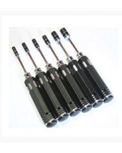 Argus  200402 Socket Driver Set (4.0/ 4.5/ 5.0/ 5.5/ 7.0/ 8.0mm)