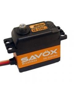 Savox 2250SG Digital Servo with Brushless Motor 6V / .15s/ 25kg