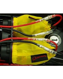 Outerwears 20-2450-03  ELECTRIC MOTOR PRE-FILTER Red color