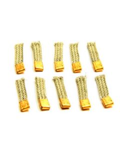 Carrera 26361 Braids with End Copper (10 pcs)