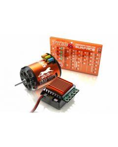 Cheetah 300058-01 1/10 60A Sensored Combo 8.5T/ 4000Kv