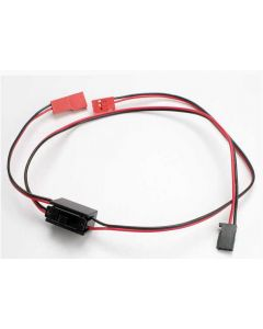 Traxxas 3038 Wiring harness, on-board radio system (includes on/off switch and charge jack) (Jato)