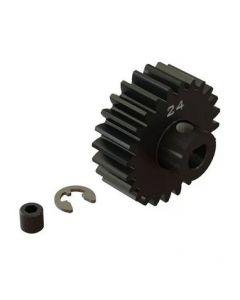 Arrma ARA310971 24T Mod 1 Pinion Gear, 8S BLX