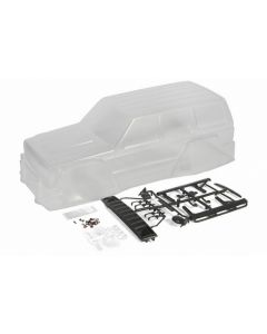 """Axial AX31337 2000 Jeep Cherokee Clear Body - .040"""" 1/10"""