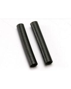 Traxxas 3149A Heat shield tubing, fiberglass (2) (black)