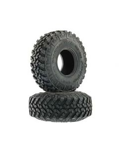 Axial AX31565 1.9x4.7 Nitto Trail Grappler M/T Tyres With Insert Foam, R35 Compound, 2pcs 1/10
