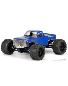 PROLINE 3248-00 CHEVY PICK UP 1980 CLEAR BODY fits REVO 3.3 MGT GENESIS 1/8
