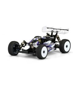 PROLINE 3474-00 PREDATOR CLEAR BODY BUGGY 1/8  for D815