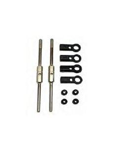 Ansmann 1150351 Steering Links (Hogzilla)
