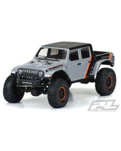 PROLINE 3535-00 JEEP GLADIATOR CLEAR BODY for 313mm WHEELBASE CRAWLERS 1/10