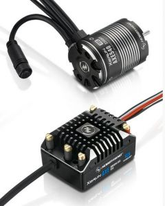 Hobbywing 38020253 XERUN AXE 540 2300kV System for Rock Crawler (COMBO) 1/10