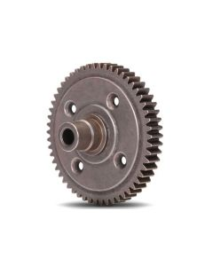 Traxxas 3956X Spur gear, steel, 54T (0.8 metric pitch, compatible with 32-pitch)