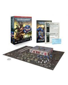 Games Workshop 40-04 Warhammer 40,000 Recruit Edition - Starter Set  (60010199032)