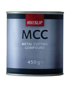 MOLYSLIP  40004 MCC Soft Metal Cutting Grease Compound 450g Tin