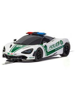 SCALEXTRIC 4056  MCLAREN 720S POLICE CAR 1/32
