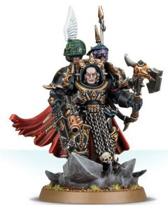 Games Workshop 43-12 Chaos Space Marines Chaos Lord in Terminator Armour (99120102093)