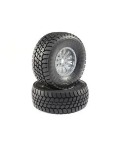 Losi LOS45021 Desert Claw Tire, Mounted (2), Super Baja Rey (20mm Hex) 1/6