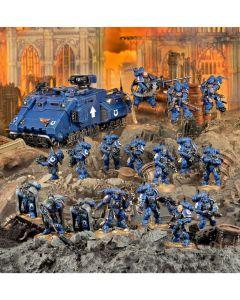 Games Workshop 48-80 Combat Patrol: Space Marines (9912010128)