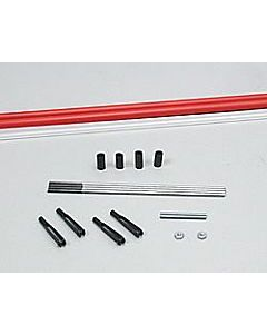 """Du-Bro 500  Lazer 36"""" Rod (2pcs for pack)"""