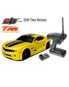 Team Magic 502090 RC GP Drift G4D Camaro 1/10