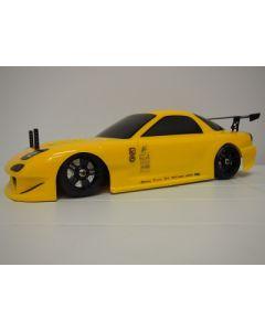 Team Magic 503018-RX7 E4D MF Brushless Drift Car RTR RX7 1/10