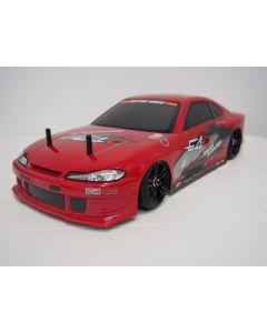 Team Magic 503018 E4D  Nissan S15  Brushless Drift Car 2.4GHz RTR 1/10