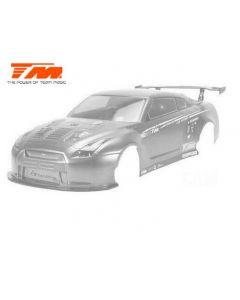 Team Magic 503394C Nissan  R35 Clear  Body , Touring / Drift 190mm   1/10