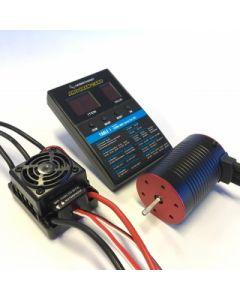 Hobbywing AP50BL4000 MAX10 Combo w/WP ESC 50A & 3652 Sensorless 4000KV BL Motor