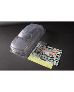 Tamiya 51496 Nissan Silvia S13 clear body set 170mm true 10