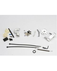 Traxxas 5360X Big block Installation kit (engine mount and required hardware)