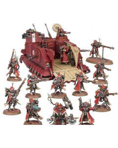 Games Workshop 70-59 Start Collecting! Adeptus Mechanicus (991220116027)