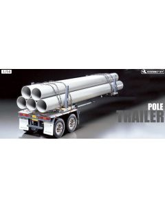 Tamiya 56310  Pole trailer for RC Tractor Truck 1/14