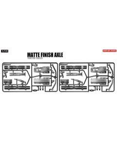 Tamiya 56525  Matte Finish Axle - for Semi-Trailer