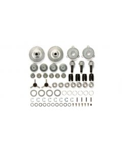 Tamiya 56530 RC Reinforce Joint Cup & Bevel Gear Set for 6x4 Tractor Truck