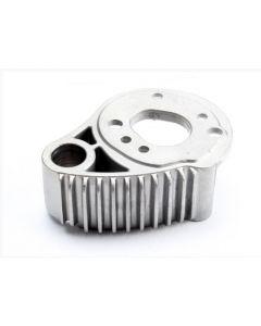 Traxxas 5660 Motor mount, finned aluminum