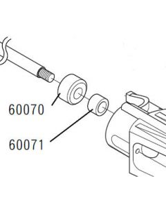 JR 60071 Grip Spacer A (E3,E3C,E3SC,52F,V3,VT3,VT5,AS3)