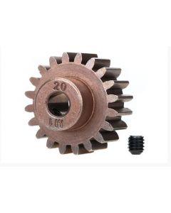 Traxxas 6494X Pinion Gear 20T (1.0 metric pitch) (fits 5mm shaft)/ set screw